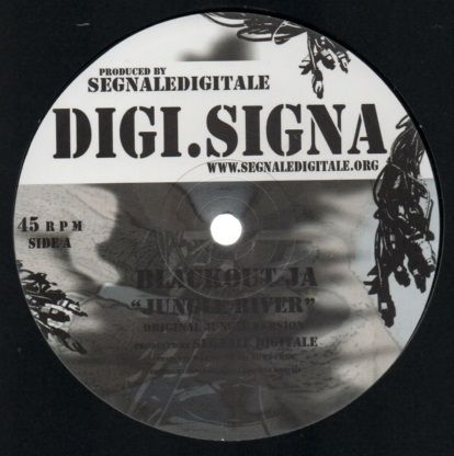 Blackout JA - Jungle River (original version) / Jungle River (Numa Crew dub) (Digi.Signa) UK 12""