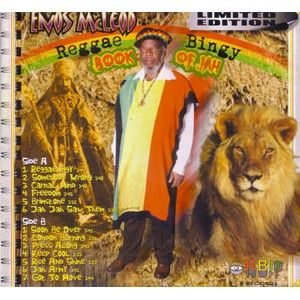 Enos Mcleod - Reggae Bingy Book Of Jah (Orbit) 2xLP