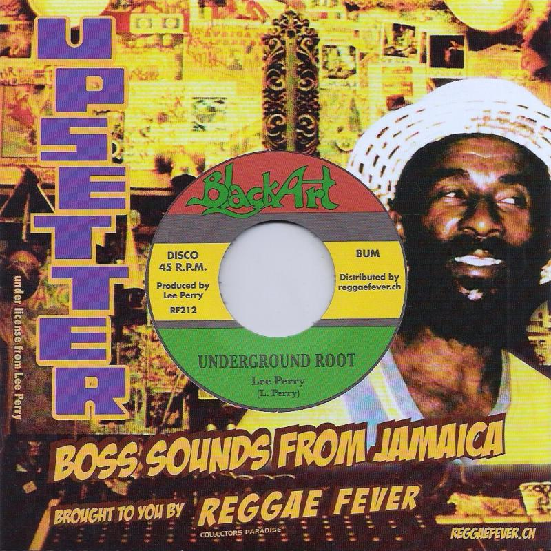 Lee Perry Underground Root Upsetters Root Underground