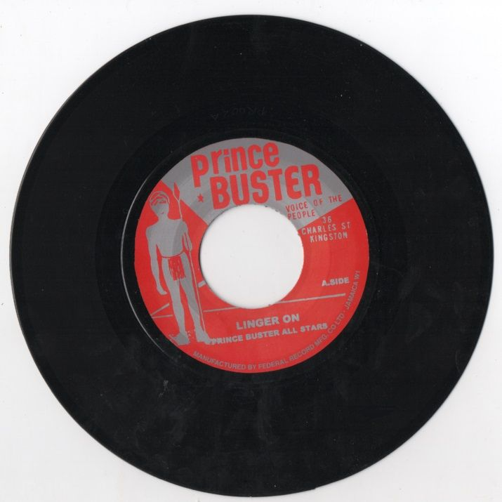 Prince Buster And All Stars Whine And Grind
