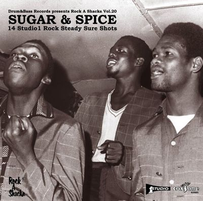 Various Sugar Amp Spice 14 Studio One Rock Steady Sure