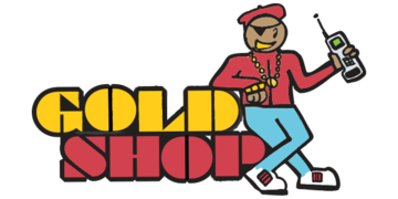 """Gold Shop"" Badge (Deeper Knowledge) NYC"