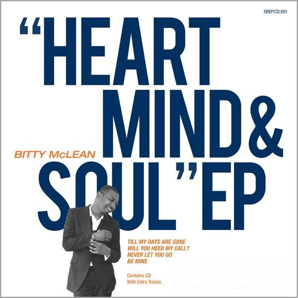 Bitty Mclean Heart Mind Amp Soul Ep Silent River Taxi Uk