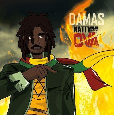 Damas - Natty Take Ova (VRS Records) LP