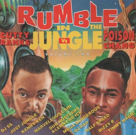 Sale Item Cutty Ranks Amp Poison Chang Rumble In The