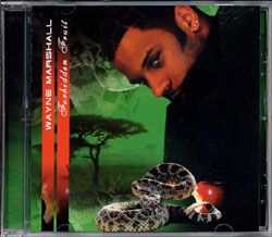 SALE ITEM  - Wayne Marshall - Forbidden Fruit CD