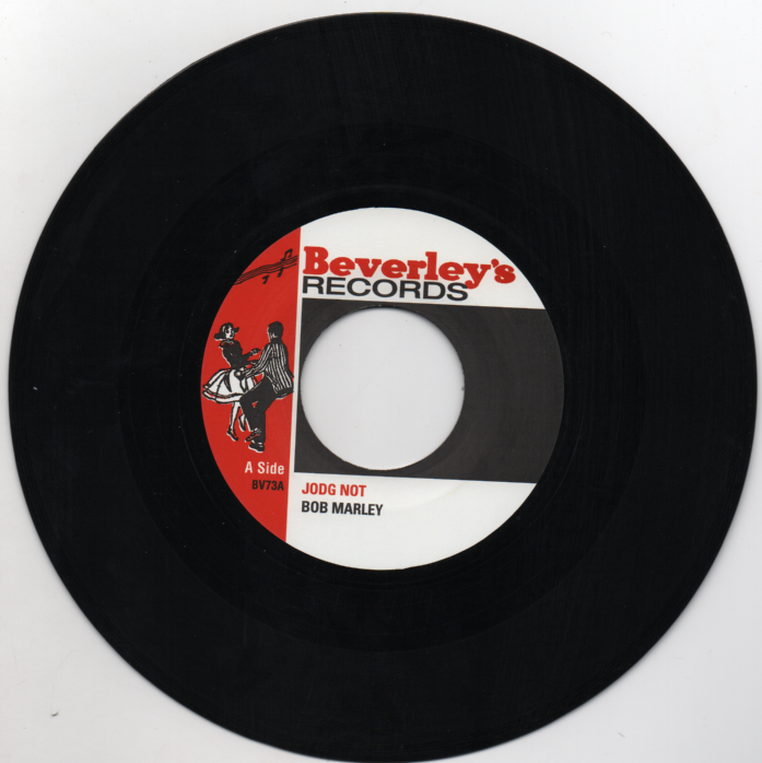 Bob Marley - Judge Not / Do You Still Love Me (Beverley's Records) 7