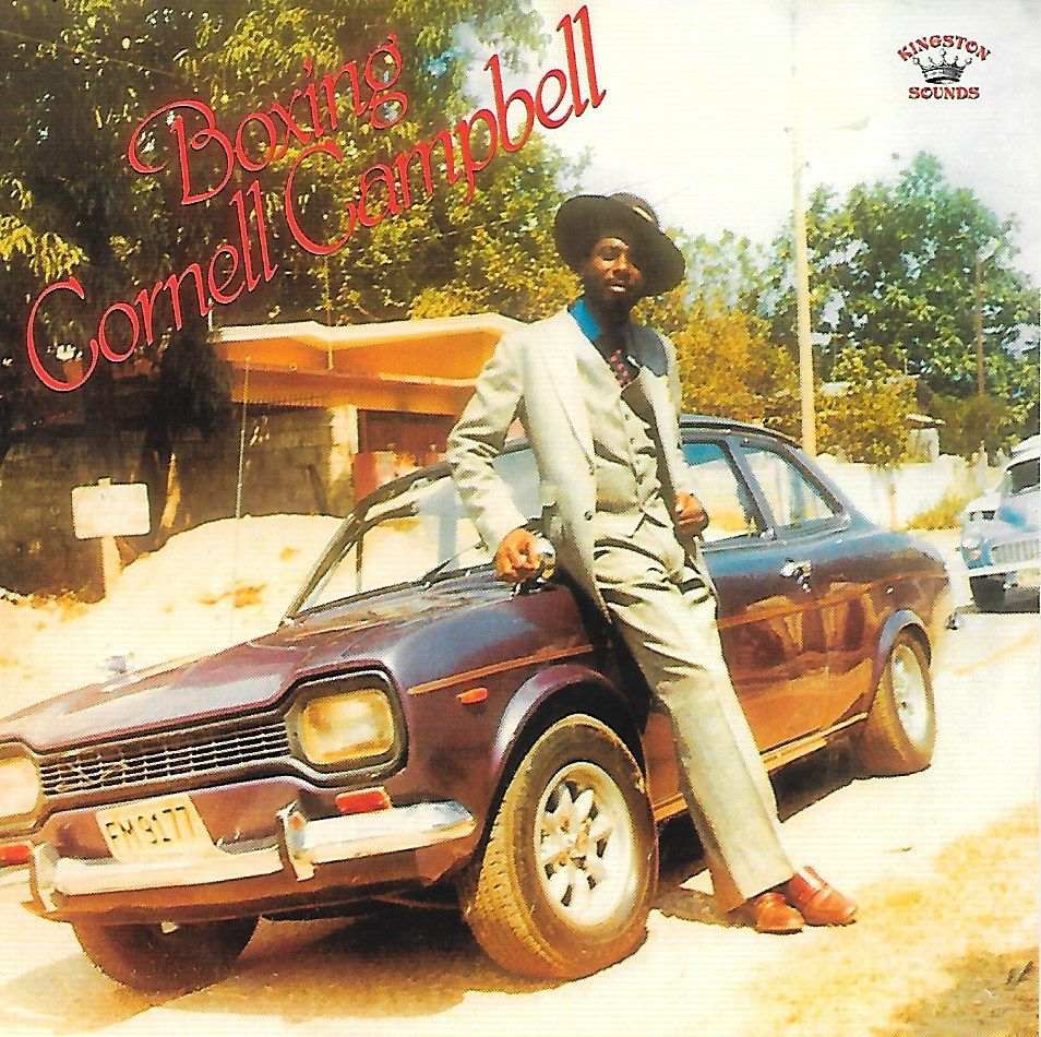 115aa61f6c Cornell Campbell - Boxing (Kingston Sounds) LP