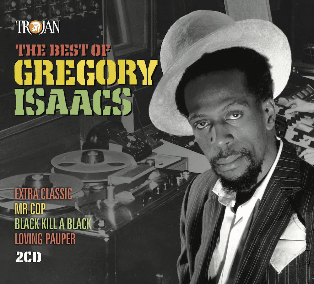 Gregory Isaacs The Best Of Trojan 2xcd