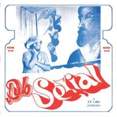 Joe Gibbs - Dub Serial (Greensleeves) LP