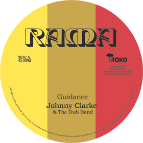 Johnny Clarke & The Dub Band - Guidance / Dub Band ft John Kpiaye - Protection (Rama / Iroko) UK 12""
