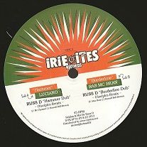 Luciano - Hammer / dub / Ras Mc Bean - Borderline ( Irie Ites ) UK 10