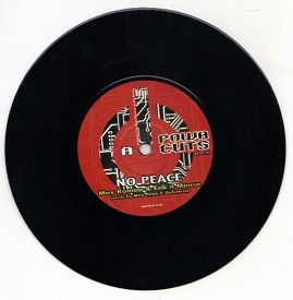 Max Romeo & Eek A Mouse - No Peace / Max Powa - Peace Dub (Powa Cuts) UK 72;