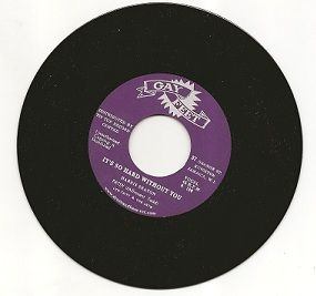Patsy - It's So Hard Without You / A Man Is Two Face (Gay Feet / Rock-A-Shacka) JPN 7""