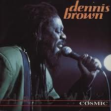 SALE ITEM - Dennis Brown - Cosmic (Observer) UK LP