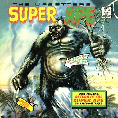 Scratch Amp The Upsetters Super Ape Island 180gram Vinyl Lp