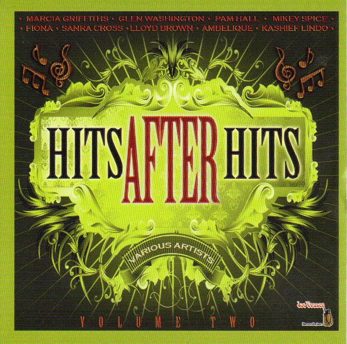 Various Hits After Hits Volume 2 Joe Fraser Cd