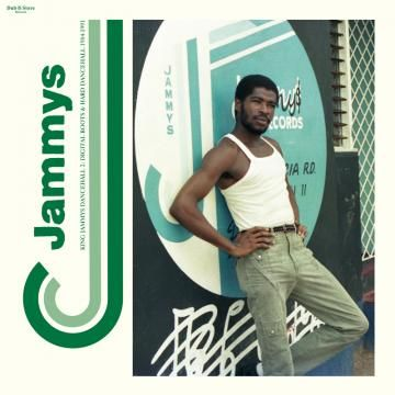 Various - King Jammys Dancehall 2: Digital Roots & Hard Dancehall 1984-1991 (Dub Store) 2xLP