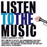 Various - Listen To The Music - Caltone's Jamaican 45's 1966 - 69 (Pressure Sounds) CD