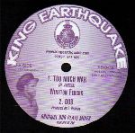 Winston Fergus - Too Much War / Dub / Jah Is Wonderful / Dub (King Earthquake) 10""
